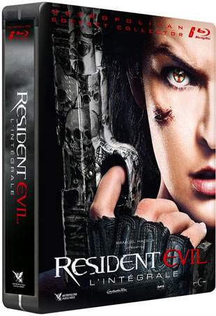 Steelbook-Integrale-Resident-evil-edition-collector-limitee