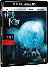 Blu-ray-Ultra-HD-4K-Harry-Potter-5-ordre-Phenix