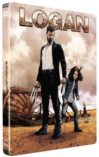 Logan-steelbook-edition-collector-limitee-Blu-ary-version-director-cut-noir-blanc