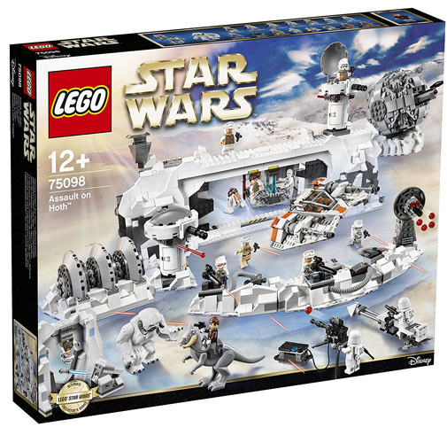 Lego-Star-Wars-UCS-75098-attaque-Hoth-Assault-edition-collector