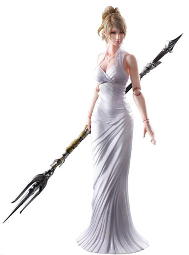 Figurine-Final-FANTASY-XV-lunafreya-Fleuret-play-arts-kai-edition-collector