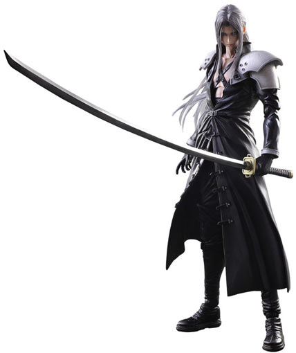 Figurine-Sephirote-Final-FANTASY-EDITION-COLLECTOR-play-Arts-Kai