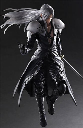 Sephirote-figurine-FF-edition-limitee-play-arts-kai