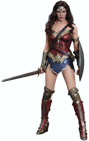 figurine-collector-wonder-woman-dc-comics-edition-limitee