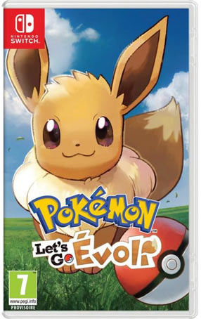 Pokemon-Lets-go-Evoli-nintendo-switch-edition-day-one
