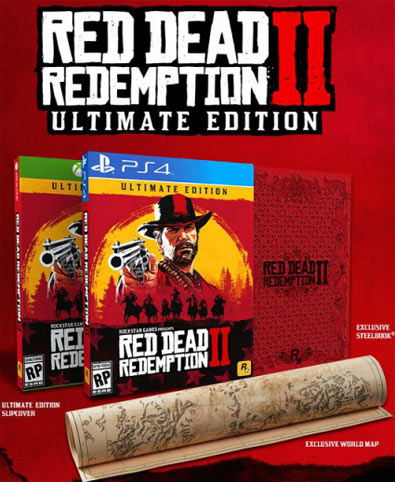 red-dead-redemption-2-Steelbook-PS4-Xbox-One