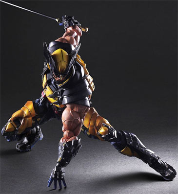 figurine-wolverine-collection-square-Enix