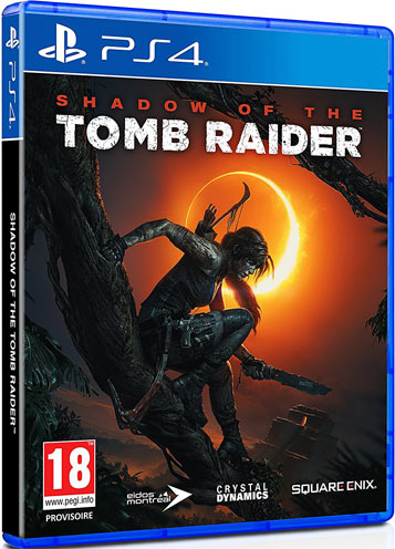 shadow of tomb raider pr commande 2018 ps4 xbox. Black Bedroom Furniture Sets. Home Design Ideas