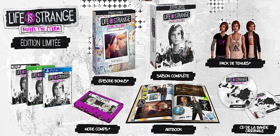 Edition-limitee-life-is-strange-2018-Before-Storm-PS4-artbook-BO