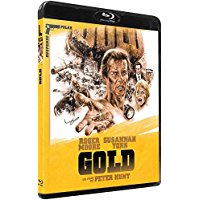 Gold roger moore Blu-ray DVD
