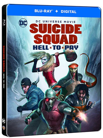 Anime-Suicide-Squad-Hell-To-Pay-steelbook-Blu-ray-Collector