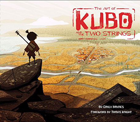 Artbook-Kubo-an-the-two-srting-et-l-arme-magique
