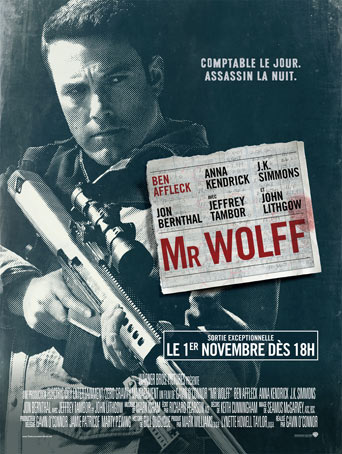 Steelbook-mr-wolff-Blu-ray-Ben-affleck-Accountant