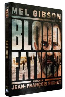 Steelbook blood-father collector Blu-ray
