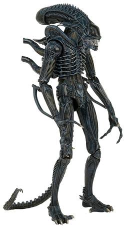 figurine alien