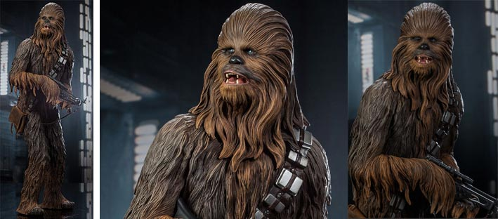 Chewbacca-figurine-edition-limitee-1000-exemplaires