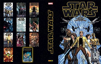 Star-Wars-Coffret-collector-Cassaday-tome-1--Skottie-Young