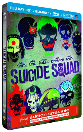 Steelbook-collector-Suicide-Squad-edition-fnac-longue extended