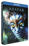 steelbook avatar blu ray 3d