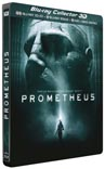 steelbook collector prometheus 3D