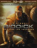 steelbook collector riddick steelbook limité