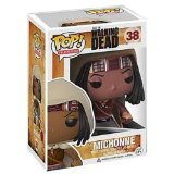 Funko walking dead michonne