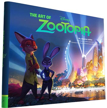 Artbook-Zootopie-tout-lart-de-the-art-of-Zootopia-collector