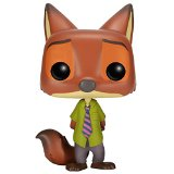 Figurine Funko  Funko_Pop_Disney_Zootopie_Nick_Wilde