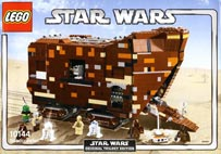 LEGO-Star-Wars-10144-UCS-Sandcrawler-collector-series
