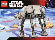 LEGO-Star-Wars-10178-UCS-motorized-walking-at-at-Collector-series