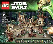 LEGO-Star-Wars-10236-UCS-Ewok-village-collector