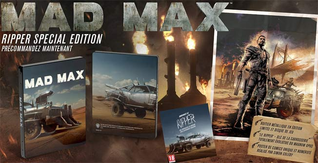 mad-max-ripper-edition-steelbook-ps4-xbox-One-jeux-video