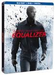 steelbook equalize denzel COMBO Blu-ray DVD washinton