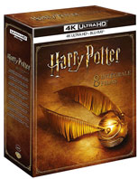 0 potter 4k bluray integrale