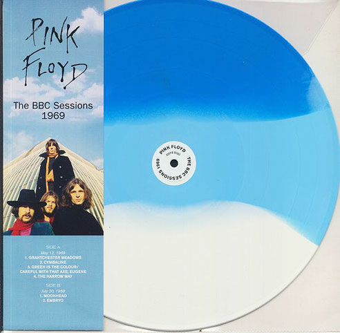 Pink Floyd BBC Sessions 1969 vinyle LP