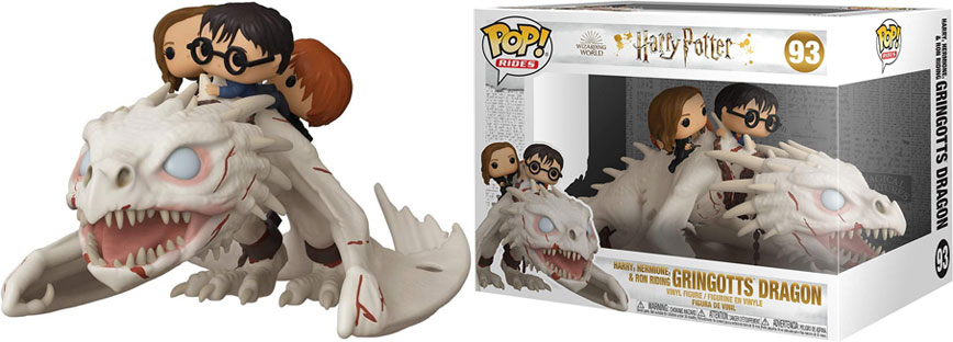 funko pop potter dargon 2020