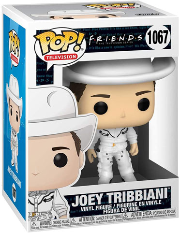 Figurine funko joey friends collection