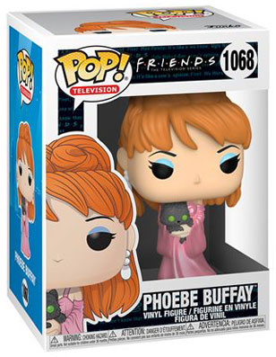 Funko friends phoebe buffet serie tv