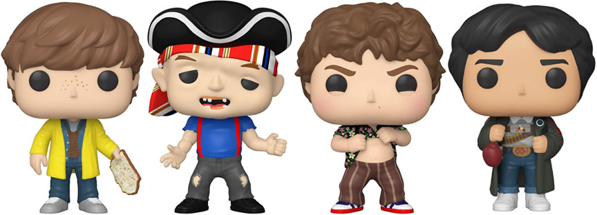 funko pop goonies nouvelle collection 2021