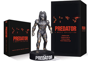 0 predator 4k collector figurine