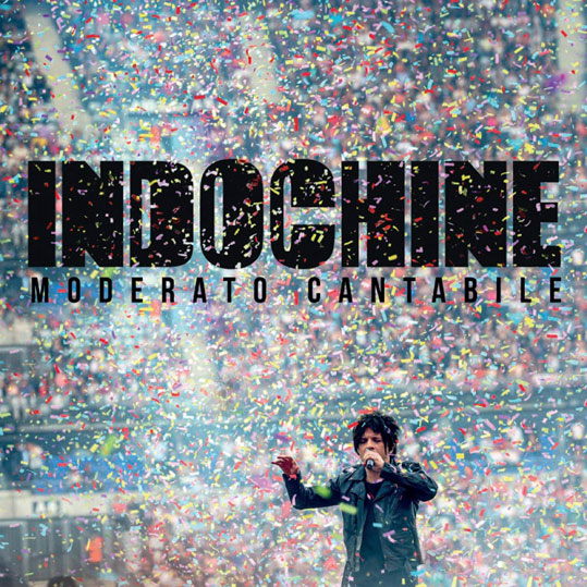 Indochine moderato cantabile livre artbook 2021