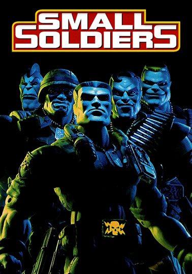 Small soldiers Blu ray DVD version restauree 2021 fr