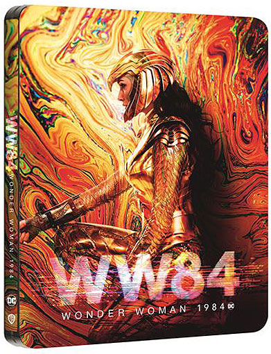 wonder woman 84 steelbook bluray 4k ultra hd edition collector limitee
