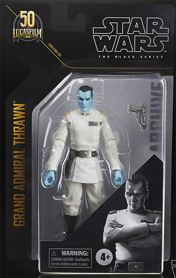 grand amieral thrawn figure black series 50 luacasfilm