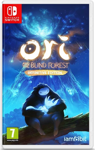 Ori blind forest nintendo Switch