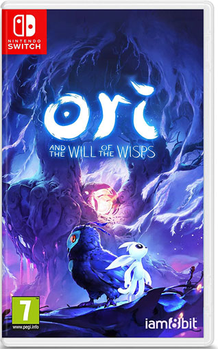 Ori sur Nintendo Switch will of the wisp