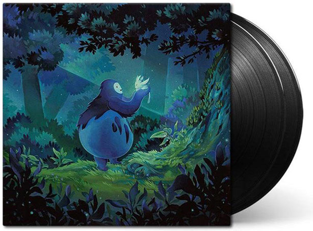 ori ost soundtrack vinyle LP bande originale forest