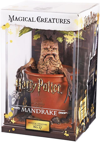 mandragore figurien harry potter noble