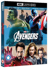 0 avengers 1 sortie octobre 020 bluray dvd 4k