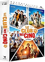 integrale club des 5 Blu ray DVD